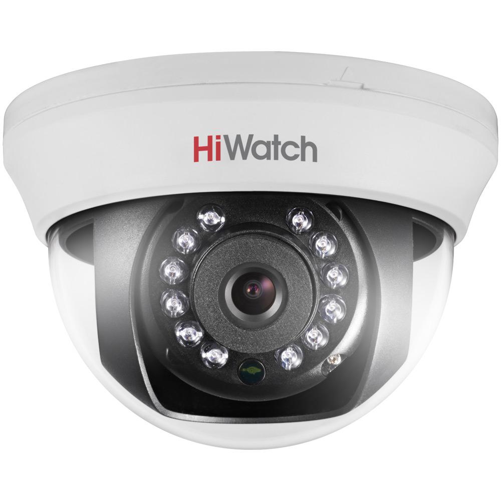 Купольная видеокамера HiWatch DS-T201