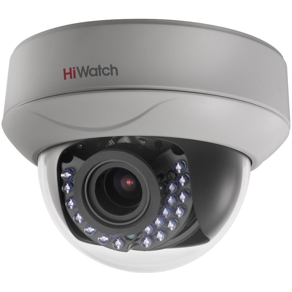 Купольная видеокамера DS-T227