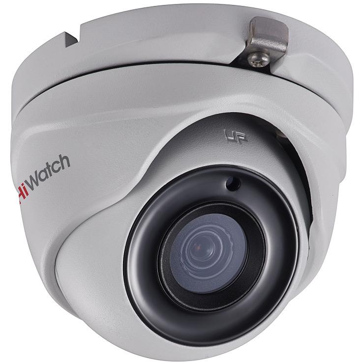Купольная видеокамера DS-T303